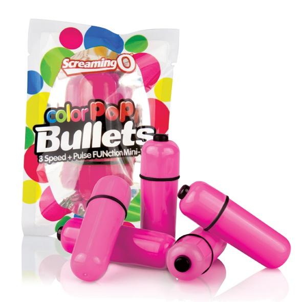 Wibratory typu bullet, kieszonkowe