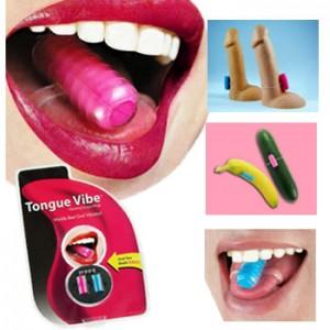 Wibrator na język oralny